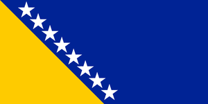 Bosnia and Herzegovina Rearranged by Rory-The-Lion