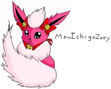 number 1 MewIchigoZoey by glow-at-night