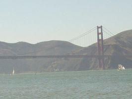 Golden Gate by SaloCaalise