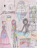 Contest: Sallys Sewing Club by Art--Pixie