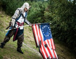 AC III - In the name of liberty by Creed-Cosplay