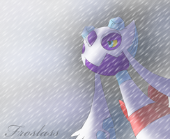 In the Blizzard by NightComet