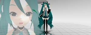 MMD - Animasa Miku Edit + DL (Read Description!) by KyoshiShion