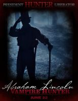 Abraham Lincoln: Vampire Hunter poster 2 by CmM359821