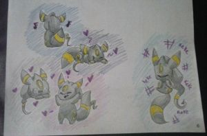 PKMNation The ador-urge by kitzune-griffith