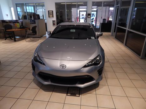 Toyota 86 No Longer Sold as a Scion in the US by TheHunteroftheUndead