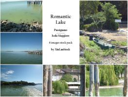Romantic Lake Stock Pack by XiuLanStock