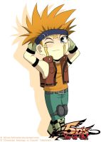 Chibi Crow Hogan by wrath-fullmetal