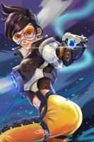 Tracer by BillyCanvas