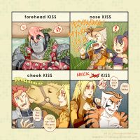 Thundercats - Kissing...NOT by piku-chan