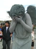 Weeping Angel by forestfruits1