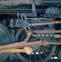 Train Wheels 4361285 by StockProject1