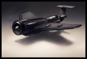 Plane Concept by ReneAigner