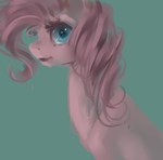 Quick Pinkie Pie by QuennyQueen
