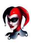 Harley Quinn by junkome