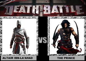 Death Battle Altair vs The Prince by Brasc