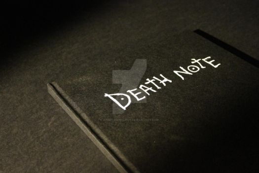 Death Note 1 by AndrewsProject