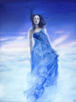 Goddess of Heaven by needit
