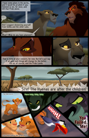 Mufasa's Reign: Chapter 1: Page 13 by albinoraven666fanart