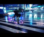 N I G H T R I D E by burningmonk