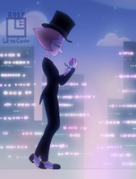 Yes, Pearl. Yes, it is. It's over, Pearl. by LE-the-Creator