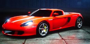 carrera gt by drakewl75