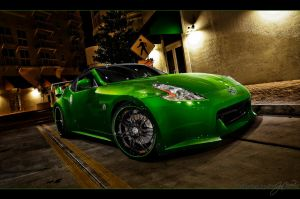 Do-Luck Widebody Nissan 370Z by Gurnade