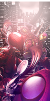 Carnage Vertical by 5treet-5oldier