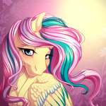 Rainbow Power Fluttershy by KittehKatBar