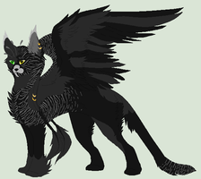 Peacock Cat Auction CLOSED *~ by WolfSongAdopts