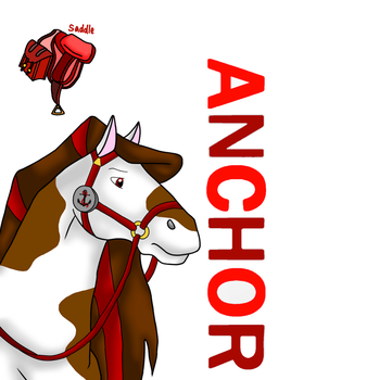 Anchor (New Horseland OC) by HackingSlave