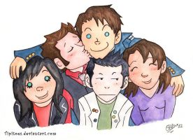 Torchwood by Tipitoes