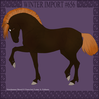 Winter Import #656 by DovieCaba