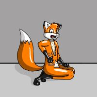 Fox Latex Costume TF 3 by Fox0808