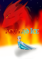 Fire and Ice cover by HeroHeart001