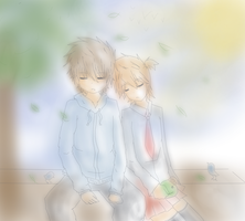 Peaceful by Misaka-Chan