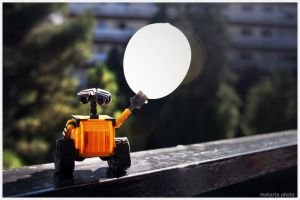 Wall-E by Mokarta-Photo