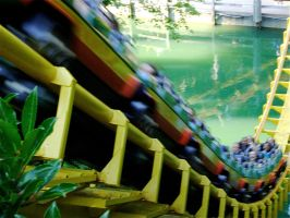 The Loch Ness Monster Busch Gardens, Williamsburg by Davew413
