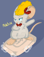 Milchik on the soap by Tornaodo