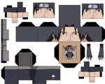 Teen Itachi by hollowkingking