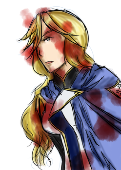 fem!mcgillis fareed by D-of-Evil
