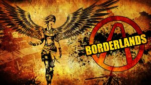 FireHawk - Borderlands Wallpaper by The10thProtocol