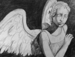 The weeping angel by yaelzivan