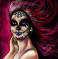 SKULL SUGAR by mari82giac