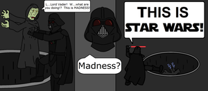 This is STAR WARS by Riptor25