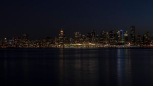 Vancouver at Night 2 by insomniac199