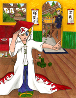 +I Am Lord Hokage+ by Sariels-Hope