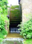 Waterwheel by manga-babe