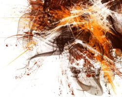 Abstract Wallpaper by XResch