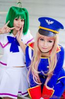 x: Sheryl and Ranka :x by plu-moon